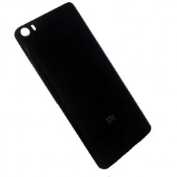 Original Battery Cover Back Housing Cover with Graphite sheet for xiaomi 5-Black