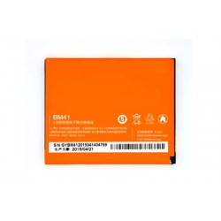 Xiaomi Battery BM41 Redmi 1s 2050mAh