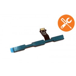 Power Mute Volume Button Port Flex for xiaomi Redmi Note 4 Global Original