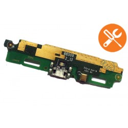 USB plug charge board with micorphone for xiaomi Redmi 3s Original