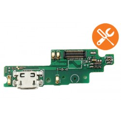 USB plug charge board with micorphone for Xiaomi Redmi 4x Original