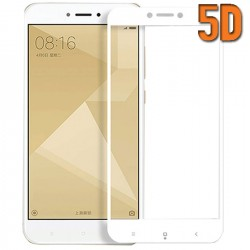 5D Tempered glass Xiaomi Redmi 4x Global
