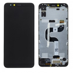 Original Complete screen with front housing for xiaomi MI A2