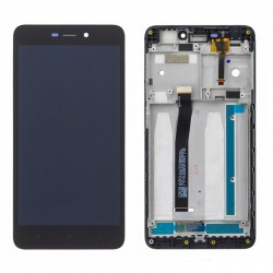 Original Complete screen with front housing for xiaomi Redmi 4A