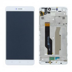 Original Complete screen with front housing for xiaomi Redmi note 4 Global