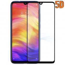5D Tempered glass Xiaomi Redmi Note 7 Global