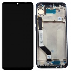 Original Complete screen with front housing for xiaomi Redmi note 7 Global