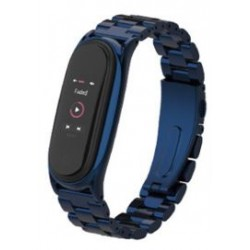 Xiaomi metal straps MiBand 3 and MiBand 4 plus