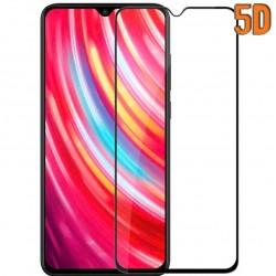 5D Tempered glass Xiaomi Redmi Note 8 Pro Global