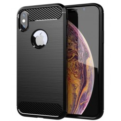 Iphone X/XS Rugged Shield Silicone Protective Case
