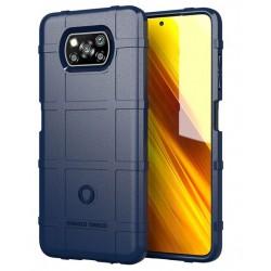 Xiaomi Poco X3 NFC Rugged Shield Silicone Protective Case