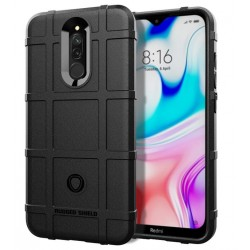 Xiaomi Redmi 8 Rugged Shield Silicone Protective Case