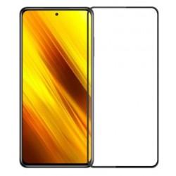 5D Tempered glass Xiaomi Poco X3 NFC
